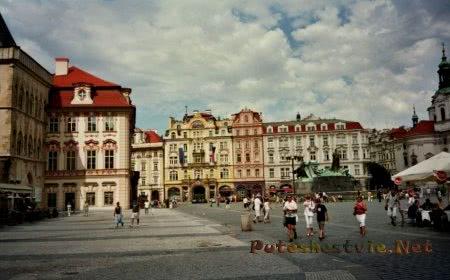 Какая она мистическая Прага?