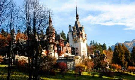 Румыния загадочная страна Европы