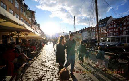 Что посмотреть в Копенгагене?