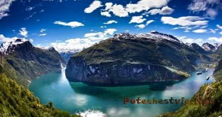 Знаменитые фьорды Норвегии