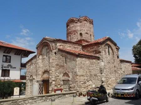 Еще одна церковь Несебра
