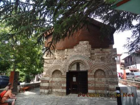 Церковь Святой Праскевы в Несебре