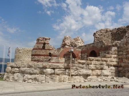Несебр – город сорока церквей