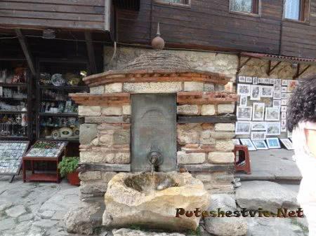 Древний водопровод в Несебре