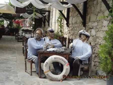Капитанская встреча ресторан в Несебре