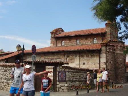 Музей в древней церкви Несебра