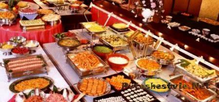 Варианты типов питания в отелях
