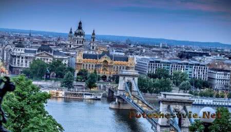 Какие страны стоят на берегах Дуная?