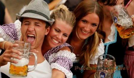 Пивной фестиваль – «Октоберфест»