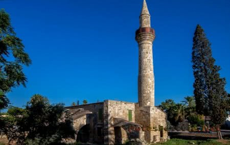 Ларнака - курорт Южного Кипра
