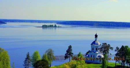 Отдых на озере Селигер