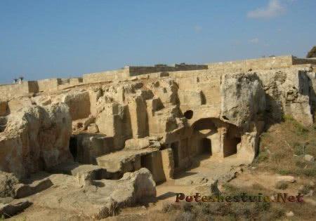 Курорт Южного Кипра Пафос