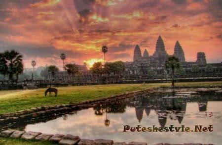 Экзотический отдых в Камбодже