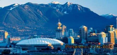 Ванкувер – удивительный город Канады