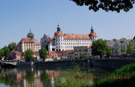 Великие замки немецкой Баварии