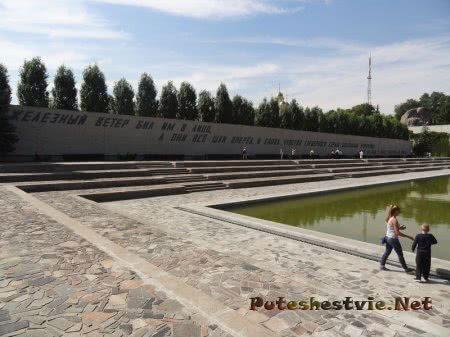 Памятные достопримечательности Волгограда