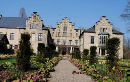 Замки и дворцы в Нижней Саксонии