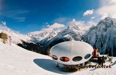 Выбираем горнолыжный курорт в России