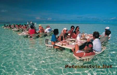 Путешествие на остров Бора-Бора