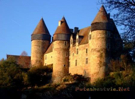 Знаменитые замки Франции