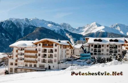 Серфаус – горнолыжный курорт