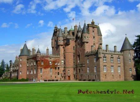 Очаровательная страна Шотландия