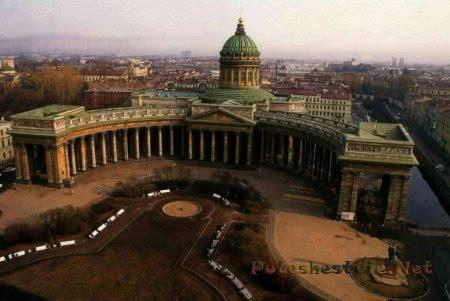 Интересные места Санкт-Петербурга