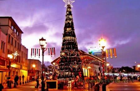 Испанский праздник Рождество