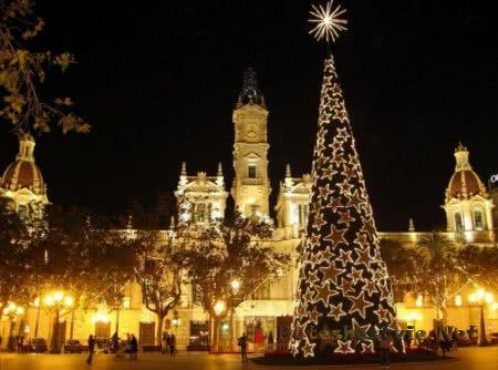 Рождественские праздники в стране Испания
