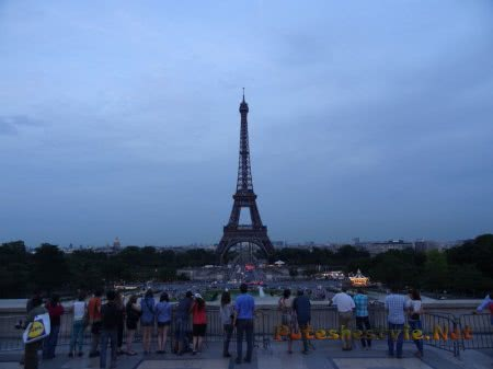 Франция ожидает возврат турпотока