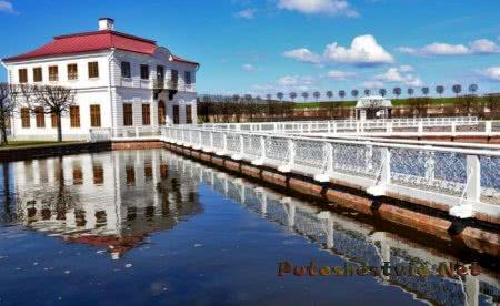 Дворцы Царского села и Петергофа