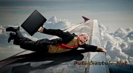 Как побороть страх летать на самолете?