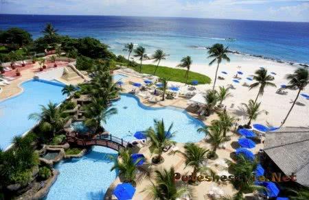 Путешествие на остров Барбадос