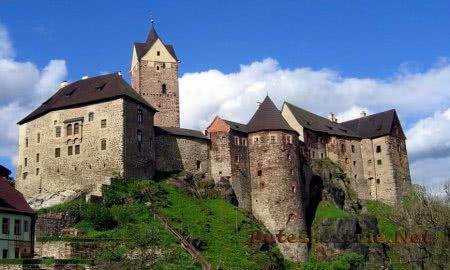 Великие замки Чехии