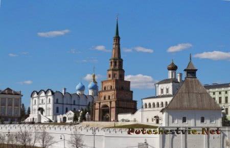 Что посмотреть в Казани?