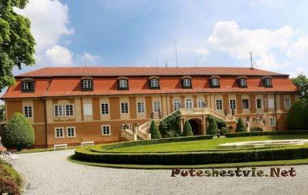 Замок-отель Штиржин в Чехии