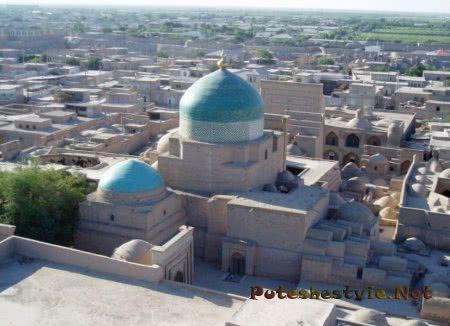 Старинный город Хива