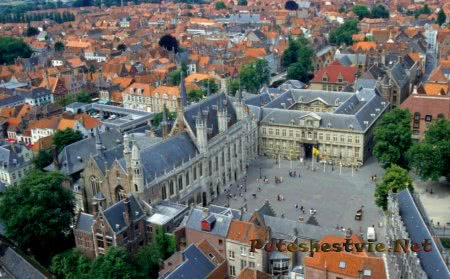 Бельгийский город Брюгге
