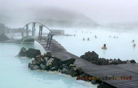 Голубая Лагуна Исландии