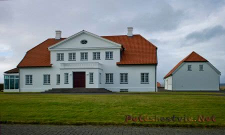 Рейкьявик – столица Исландии