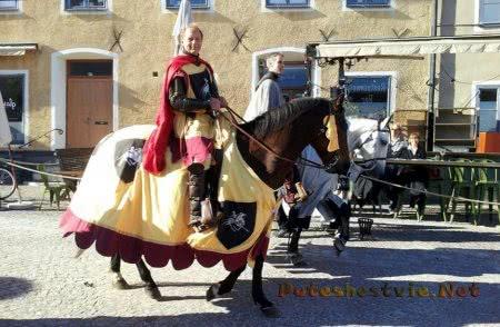 Фестиваль в Швеции называется Неделя Средневековья