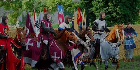 Фестиваль «Неделя Средневековья» в Висбю