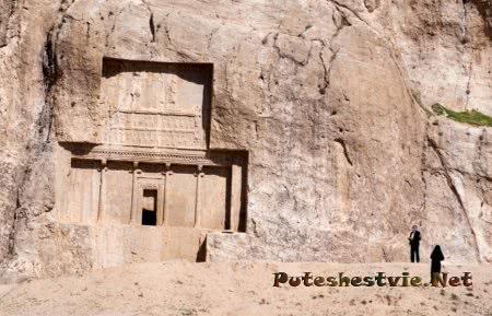 Персидский город Персеполь