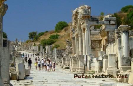 Храм в Эфесе