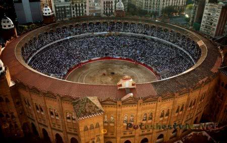 коррида в Испании расписание