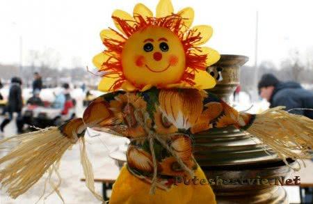 В России пройдет Масленичная неделя