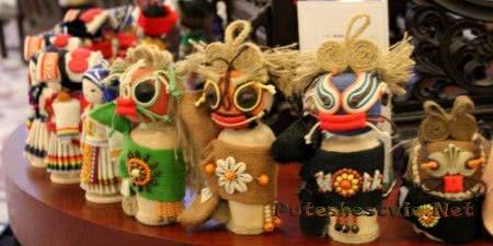 Что из сувениров привезти из Китая