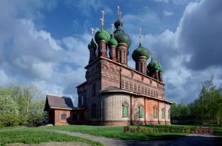 Что посмотреть в Ярославле?