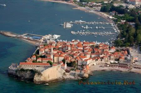 Лучшие курорты Черногории