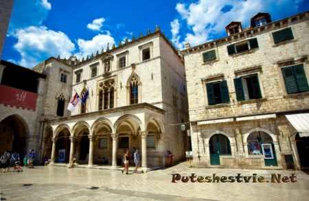 Город-курорт Дубровник